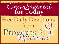 Encouragement for Today Devotions for Women