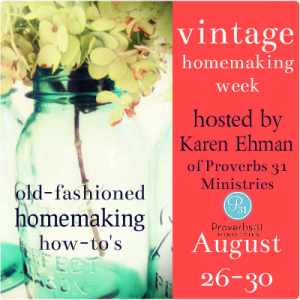 Vintage Homemaking