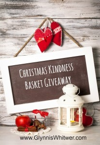 Christmas Kindness Giveaway on Glynnis Whitwer's Blog!